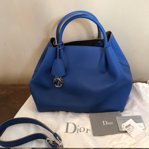 c652cb4b13f Dior Bags | Authentic Christian Open Bar Bag | Poshmark